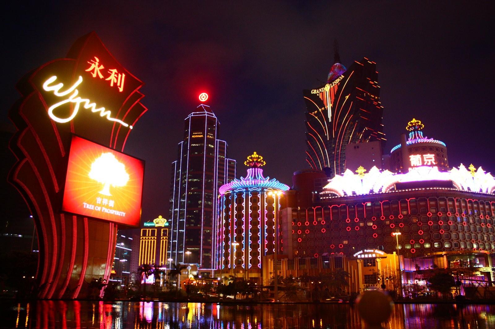 online casinos international
